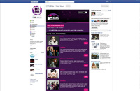 MTV EMA 2011 - Facebook application