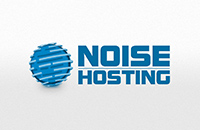 Noise Hosting logo redesign